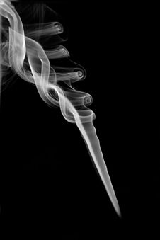 Free Smoke Abstract Royalty Free Stock Photography - 6043117