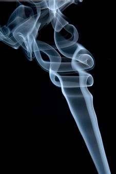 Free Smoke Abstract Royalty Free Stock Images - 6043149