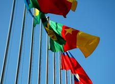 Free Flag Royalty Free Stock Photos - 6043238