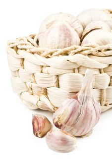 Free Fresh Garlic Stock Photography - 6043612