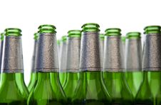 Free Alcoholic Drinks - Empty Beer Bottles Stock Photo - 6044360