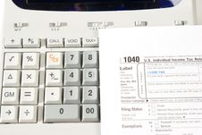 Free Tax Lover Stock Image - 6044591