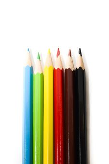 Free Colorful Pencils Stock Photography - 6044742