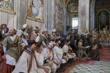 Free Interior Of Church Royalty Free Stock Image - 6044916
