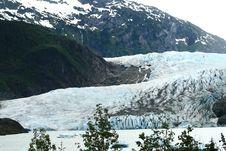 Free Mendenhall Glacier Stock Photography - 6045012