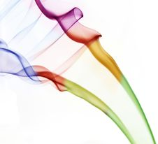 Free Colored Smoke Stock Photography - 6045172