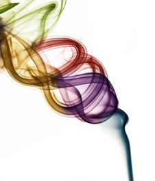 Free Colored Smoke Stock Photography - 6045182