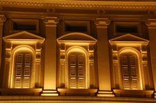 Free Windows - Night Scene Royalty Free Stock Images - 6045319