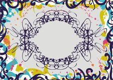 Free Ornamental Twisted Background Royalty Free Stock Image - 6046136
