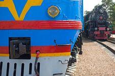 Free Locomotive Royalty Free Stock Photo - 6047375