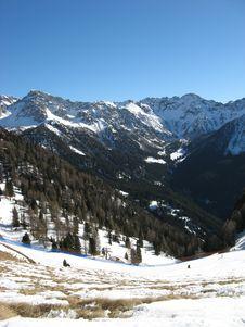 Free Dolomiti Royalty Free Stock Image - 6047416