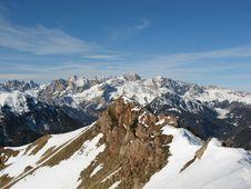 Free Dolomiti Stock Image - 6047431
