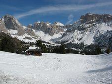 Free Dolomiti Royalty Free Stock Image - 6047466