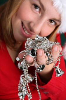 Free Christmas Decorations Royalty Free Stock Images - 6047529