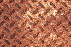 Free Rusty Floor Royalty Free Stock Images - 6047619