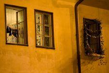 Free Night Prague Scenery Stock Photos - 6047713