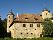 Free German Castle Stock Photography - 6047792
