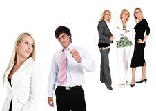 Free Successful Team Stock Photography - 6048052