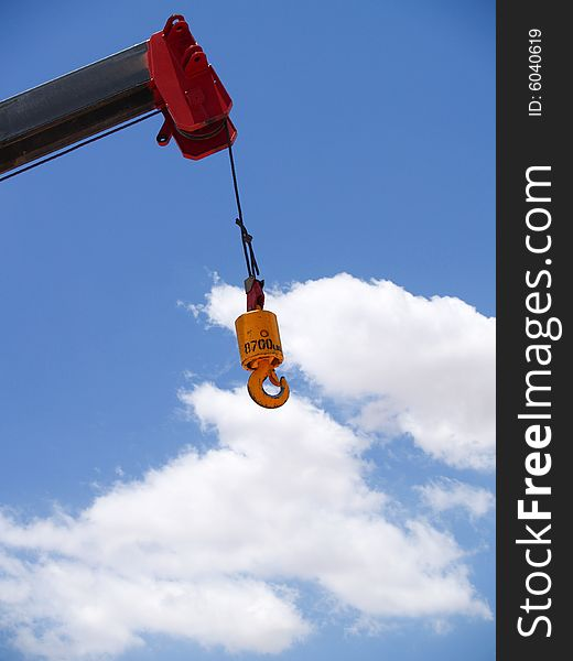Crane Hook - Vertical