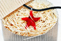 Free Red Starfish Necklace Stock Photo - 6052550