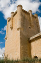 Free Main Tower Of Torrelobaton Castle Royalty Free Stock Images - 6054659