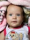 Free Newborn Girl Royalty Free Stock Photo - 6059715