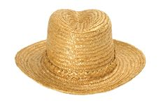 Free Straw Hat Royalty Free Stock Photo - 6051285