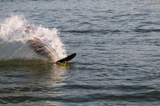Free Wakeboarder Stock Photo - 6051460