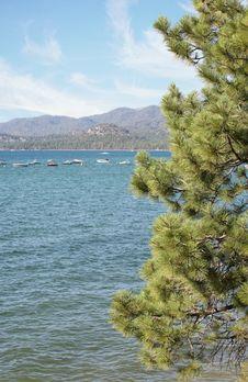 Lake Tahoe 2 Stock Photos