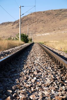 Free Railway Tracks Stock Images - 6053434