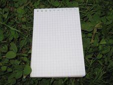 Free Notepad Royalty Free Stock Photo - 6053715