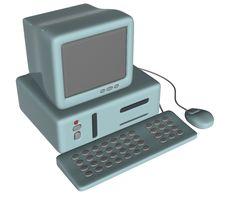 Free Computer Stock Image - 6054101
