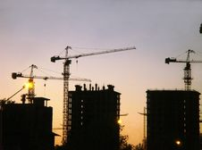Free There Is An Eternal Construction. Royalty Free Stock Photos - 6054698