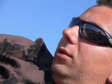 Free Man With Sunglasses Stock Photo - 6054720