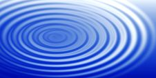 Free Water Ripple Royalty Free Stock Photos - 6054798