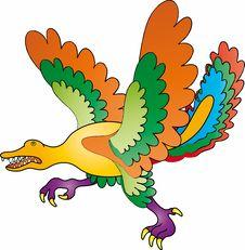 Free Dinosaur Archeopterio Royalty Free Stock Photos - 6054898