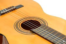 Free Classical Acoustic Guitar Stock Image - 6057141
