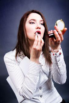 Free Makeup Stock Image - 6058711