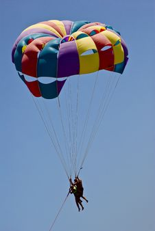 Free Parascending Royalty Free Stock Photography - 6058737