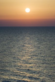 Free Dawn On The Black Sea Stock Image - 6058961