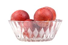 Free Peach Bowl Stock Photography - 6059292