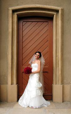 Free Bride Stock Image - 6059431