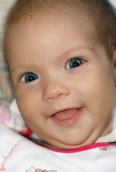 Free Newborn Girl Stock Image - 6059481