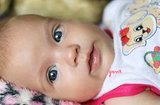 Free Newborn Girl Stock Images - 6059624