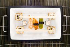 Free Sushi Royalty Free Stock Photography - 6059707