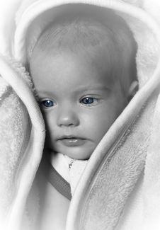 Free Newborn Girl Royalty Free Stock Image - 6059716