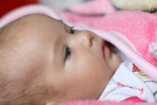 Free Newborn Girl Stock Image - 6059771