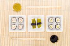 Free Sushi Stock Images - 6059804