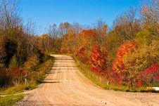 Free Fall In Canada Stock Image - 6059961