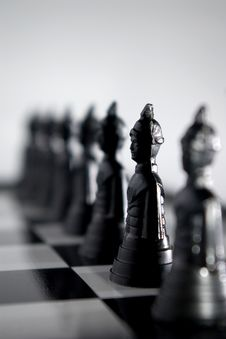 Free Chess Royalty Free Stock Photo - 6059975